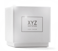 Box containing XYZ Smart Collagen Cream