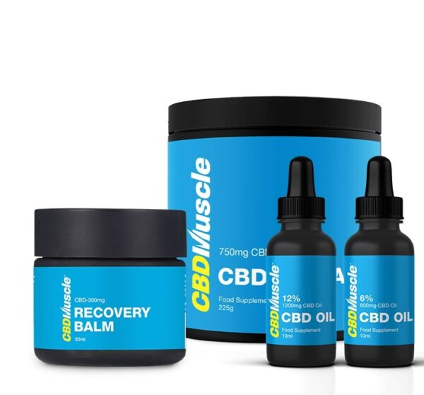 CBD Muscle Products