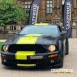 Crazy Bulk Win A 40K Muscle Car