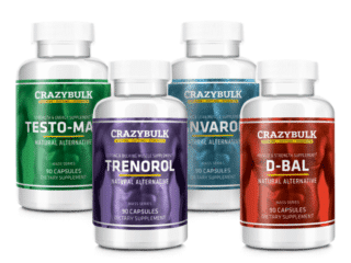 Crazybulk The Best Legal Steroids
