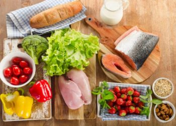 Balanced diet, healthy foods that could change your boob size