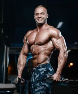 Fitness products and the best muscle building supplements to gain muscle fast