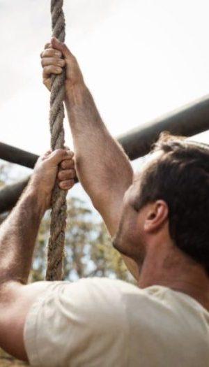 Marine climbing rope uses legal steroid alternatives