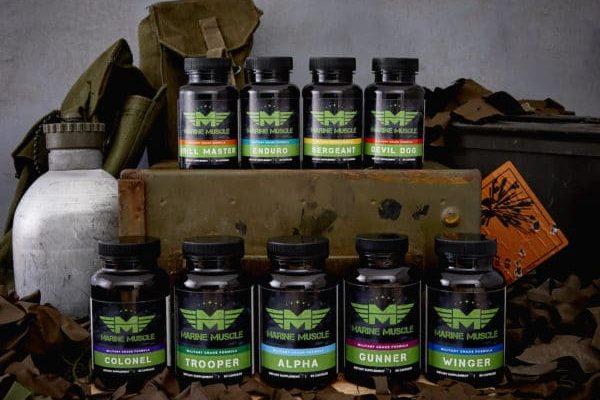 Marine Muscle legal steroid alternatives
