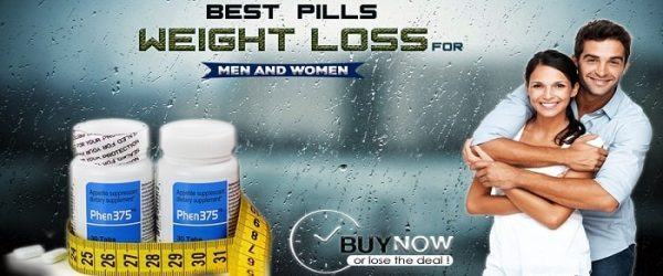 Phen375 best pills weight loss for men and woman banner