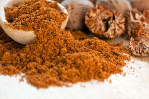 Picture of ground nutmeg