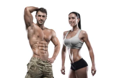Fat burning supplements used by this fit couple