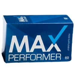Max Performer male enhancement pills in a box
