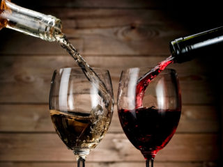 Red and white wine may be the key to enhanced breast size
